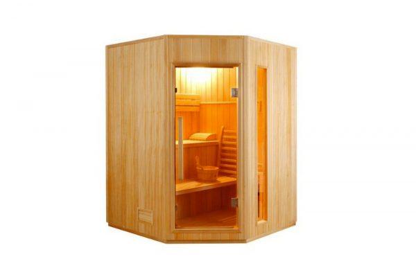 poolstar sauna vapeur zen 3 4 places