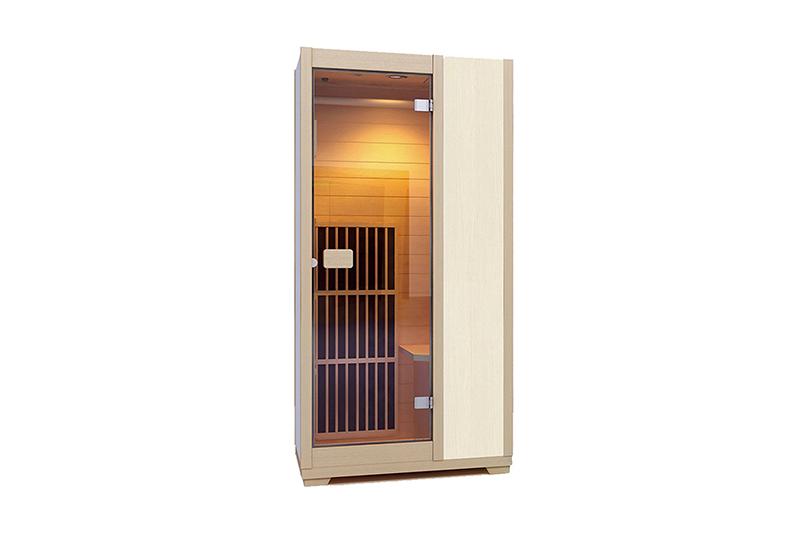 Sauna Infrarouge Zen « Brighton » 1 place test
