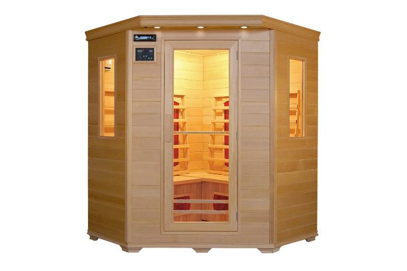 trade line partner sauna 4 personnes