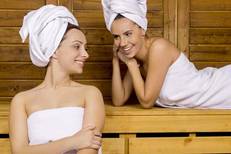 Comparatif sauna