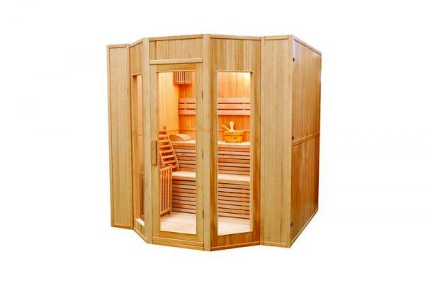 france sauna vapeur zen 5 places