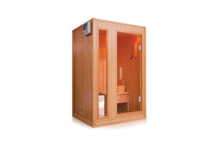 france sauna zen 2 places