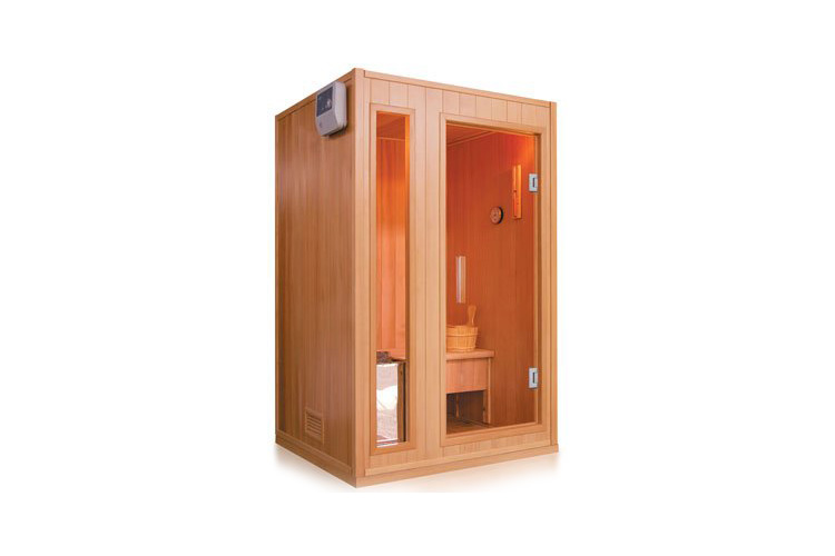 france sauna zen 2 places test et avis complet de la. Black Bedroom Furniture Sets. Home Design Ideas