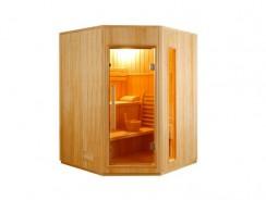 Poolstar – Sauna vapeur Zen 3/4 places : un sauna traditionnel pour toute la famille