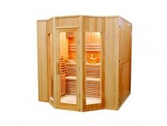 Sauna Vapeur ZEN – 5 Places : un sauna traditionnel haut de gamme à petit prix