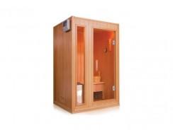 France Sauna ZEN 2 places : profitez des plaisirs et des bienfaits du sauna à vapeur à deux